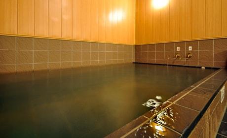写真:遠赤外線健康風呂